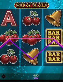 Saved by the Bells Slot Screenshot 1