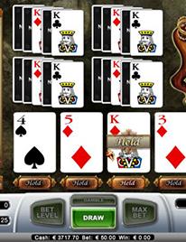 Joker Wild Poker Screenshot 1