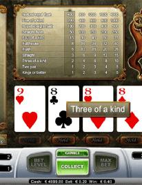 Joker Wild Poker Screenshot 3
