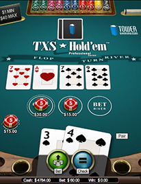 Texas Hold'em Pro Screenshot 3
