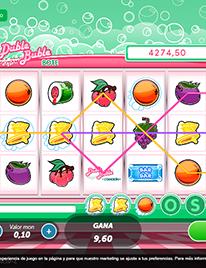 Double Bubble Jackpot Screenshot 2