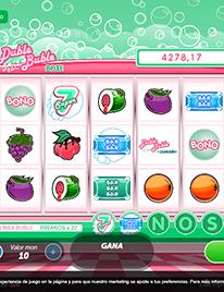 Double Bubble Jackpot Screenshot 1