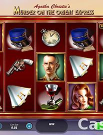 Agatha Christie's Murder on the Orient Express Slot Screenshot 2