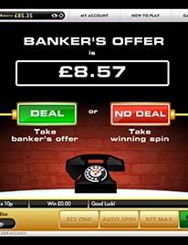 Deal or No Deal Slot Screenshot 2