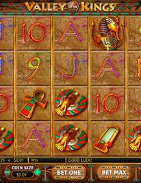 Valley of the Kings Slot Screenshot 3