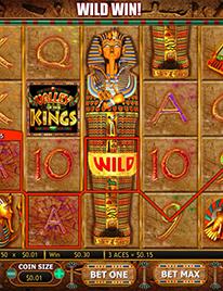 Valley of the Kings Slot Screenshot 1
