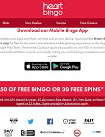 Candy Club Bingo Screenshot 3