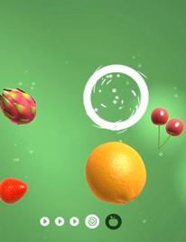 Fruit Warp Screenshot 2