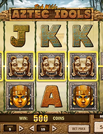 Aztec Idols Screenshot 1