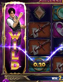 Street Magic Slot Screenshot 3
