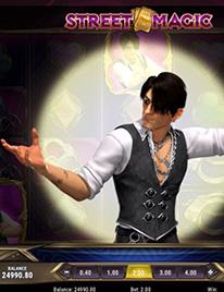Street Magic Slot Screenshot 1