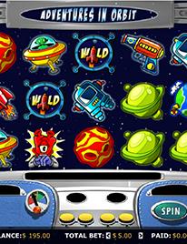 Adventures in Orbit Screenshot 1