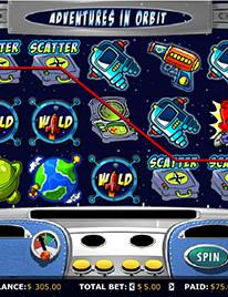 Adventures in Orbit Screenshot 2