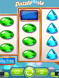 Dazzle Me Slot Screenshot 1
