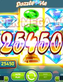 Dazzle Me Slot Screenshot 3