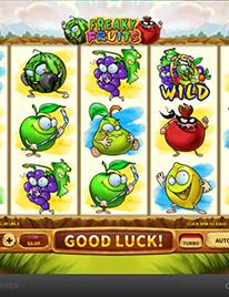 Freaky Fruits Screenshot 1