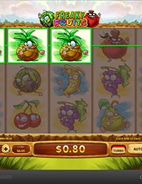Freaky Fruits Screenshot 2