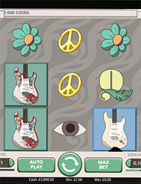 Jimi Hendrix Slots Screenshot 3