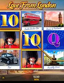 Love from London Screenshot 2