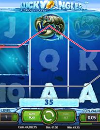 Lucky Angler Slot Screenshot 2