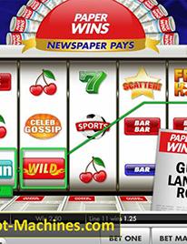 Paper Wins Screenshot 3