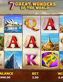 Seven Great Wonders of the World Screenshot 1