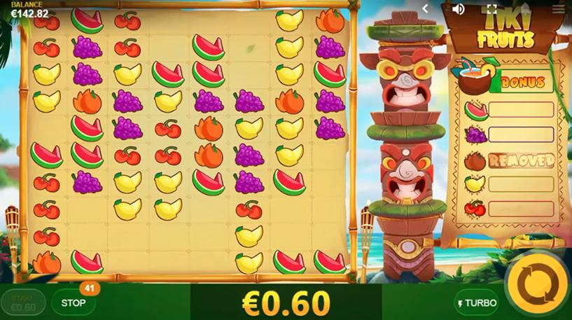 Tiki Fruits Screenshot 2