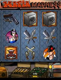 Mafia Madness Slot Screenshot 2
