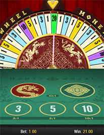 Money Wheel Slot Screenshot 3