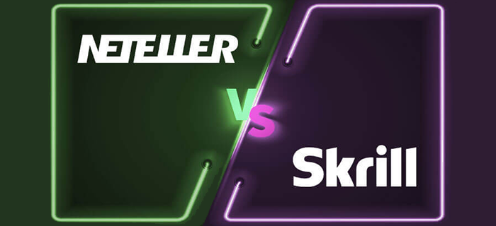 Neteller vs. Skrill – Which Deposit Method Works Best for Your Online Gaming?