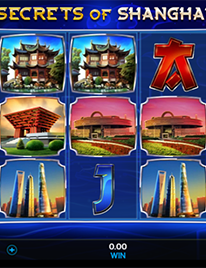 Secrets of Shanghai Slot Screenshot 3