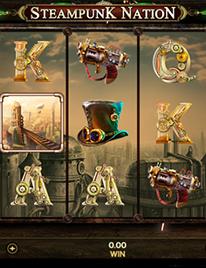 Steampunk Nation Slot Screenshot 2