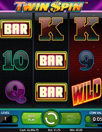Twin Spin Slot Screenshot 2