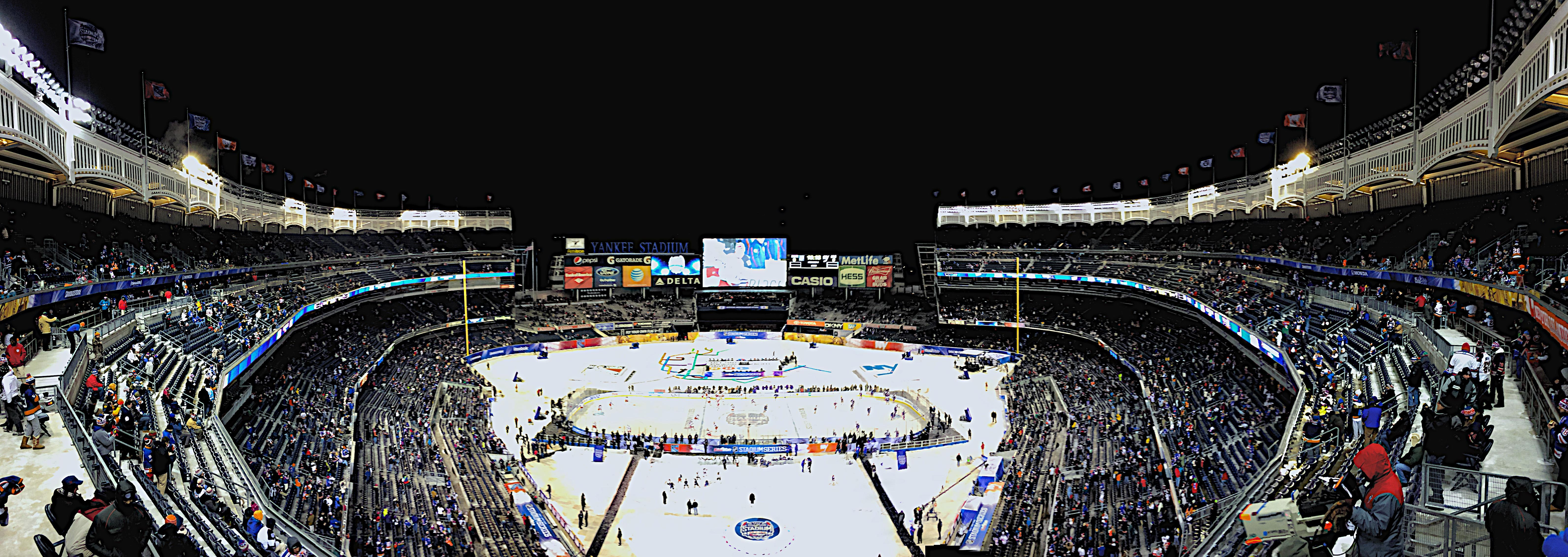 NHL Winter Classic 2021