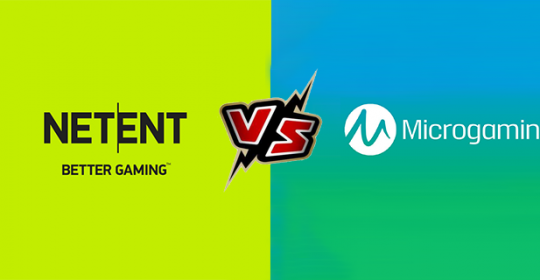 Microgaming vs. NetEnt
