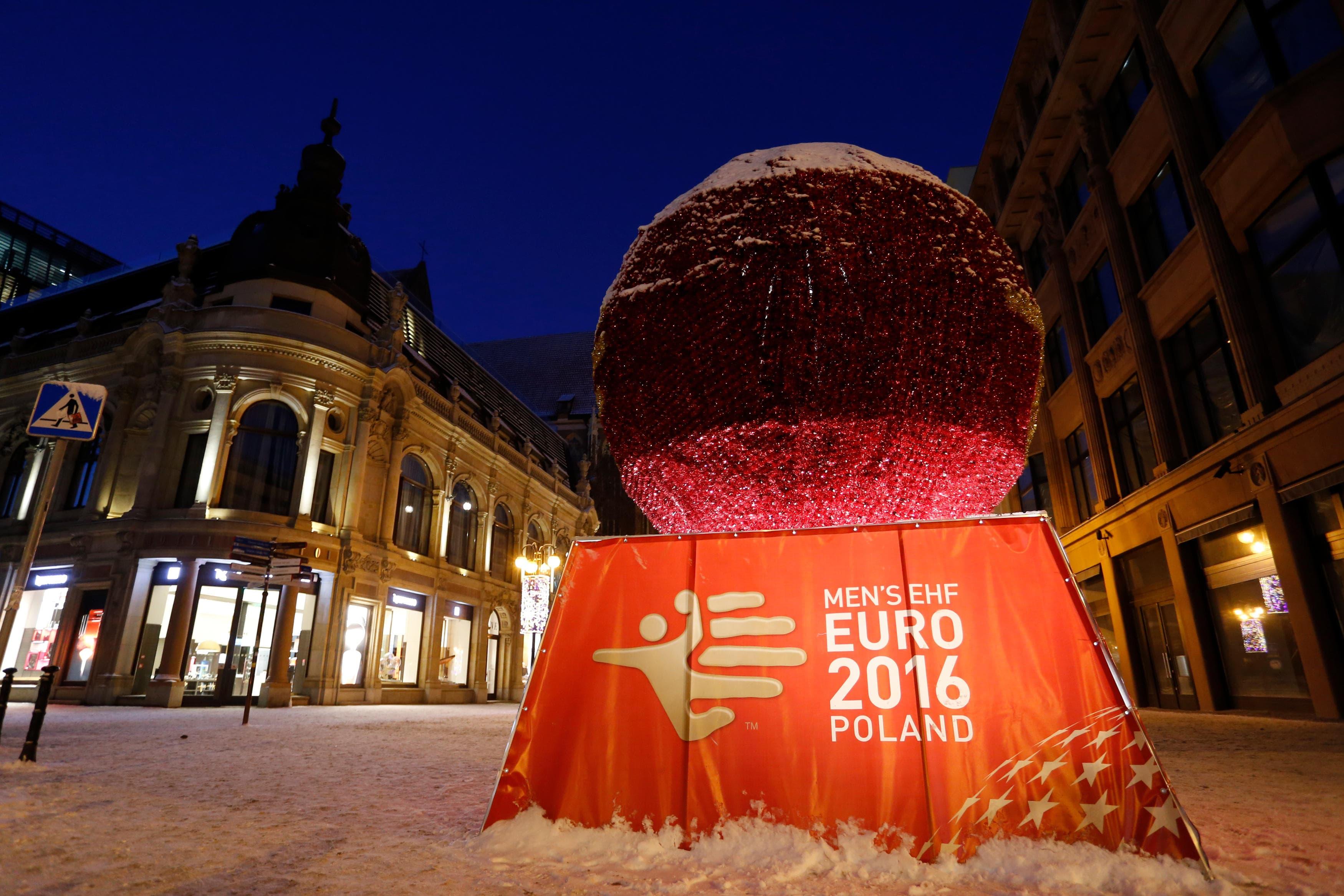 European Men's Handball Championship 2022