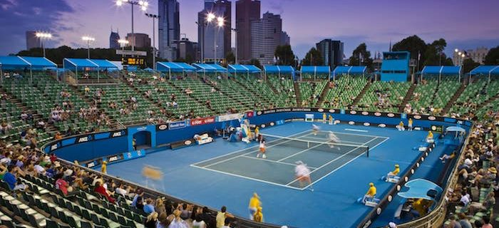 Bet on the Australian Open Tennis Tournament