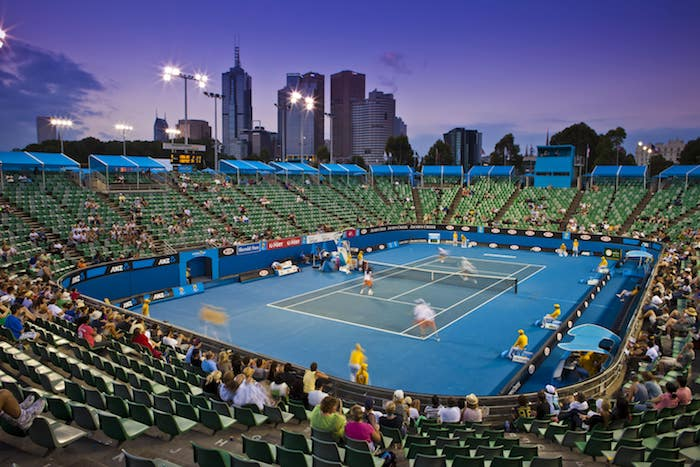 The Australian Tennis Open 2021