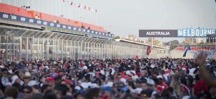 The Australian Grand Prix
