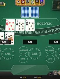 3 Hand Casino Hold'em Screenshot 3