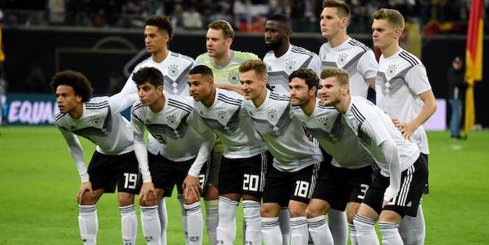 The German Regionalliga Bayern 2021