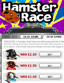 Hamster Race Slot Screenshot 2