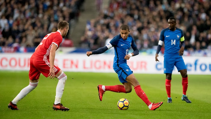 The French National Team 2021 Season
