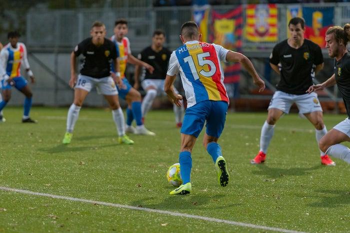 Spanish Segunda Division B Group 1 2021