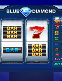 Blue Diamond Slot Screenshot 3