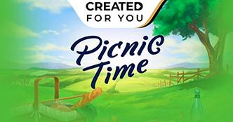 Picnic Time Bingo Screenshot 2