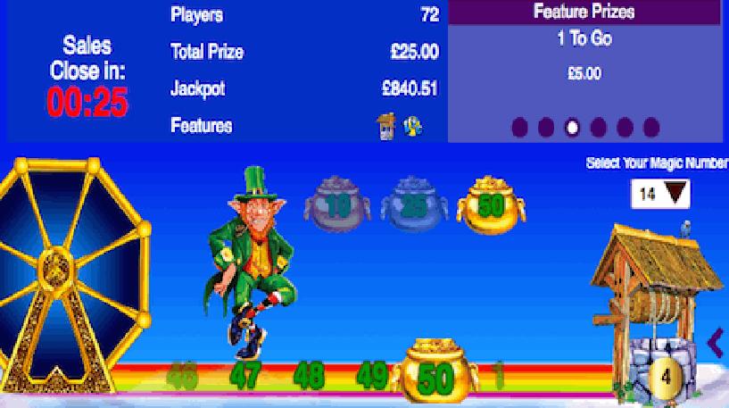 Rainbow Riches Bingo Screenshot 1