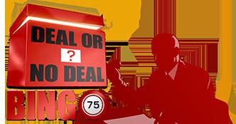 Deal or No Deal 75 Ball Bingo