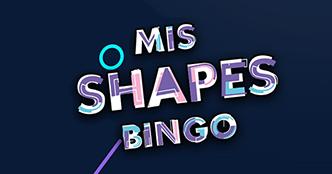 Mis Shapes Bingo
