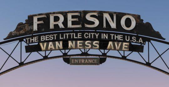 Fresno Race Track